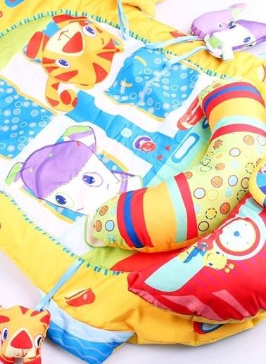 Learning Toys Oyun Halısı Renkli
